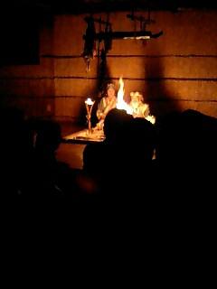 ボロトコタンの夜