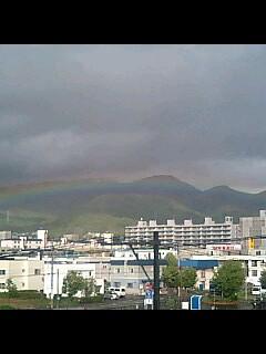 虹のかなたに