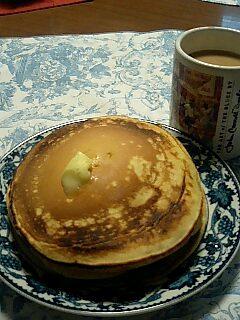 休日の朝ご飯といえば
