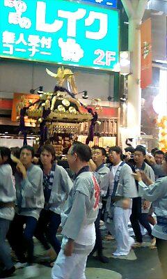 秋祭阿佐ヶ谷