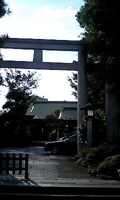 お散歩:落合から高田馬場から目白台へ