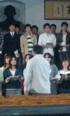 緑会合唱団in目白祭