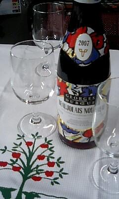 新酒のお祭り
