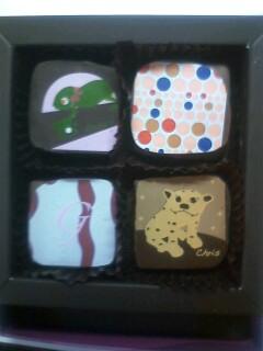 やっぱり、チョコレート〜